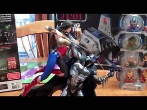 Injustice : Gods Among Us Collector edition statue - Batman and Wonder Woman