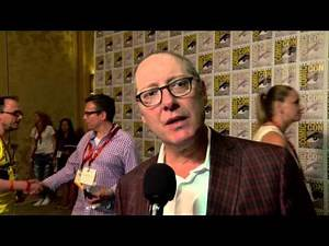 The Avengers: Age of Ultron: James Spader Comic Con Movie Interview