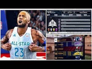 NBA 2k17 MyCareer   TRADING TO A NEW TEAM   REAL DEMI GOD ATTRIBUTE UPDATE   JuiceMan