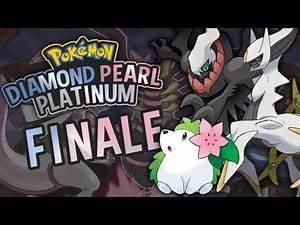 Legends Challenge: Pokémon Diamond, Pearl & Platinum - Part 70 [FINALE]