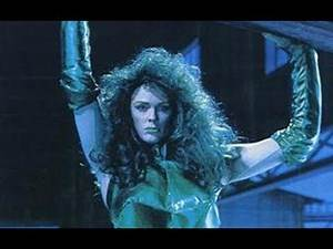 Brigitte Nielsen's She-Hulk   Superhero Movies That Got Away