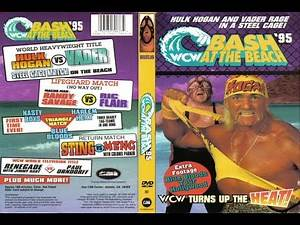 WCW Bash At The Beach 95' - WWE 2K19 Full Card Playthrough