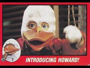 HOWARD THE DUCK Unter der Lupe Review Behind the Scenes Doku