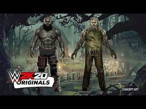"WWE 2K20 New DLC ""WWE 2K20 Originals"": 2K Showcase Add-On Content"