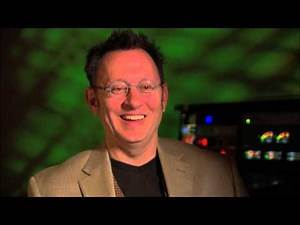 The Dark Knight Returns - Michael Emerson on Playing Evil Characters