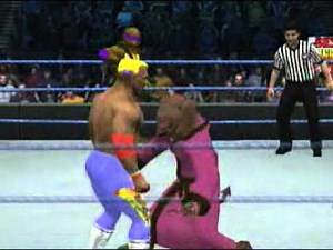 TMNT VS Mega Powers Survivor Series 1988 Match 2 Part 1.wmv