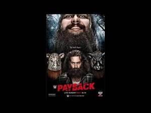 WWE 2016 PPV Rewind- AJ Styles MVP? No Doubt