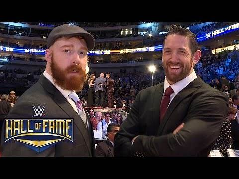 Highlights from the WWE Hall of Fame red carpet: April 2, 2016