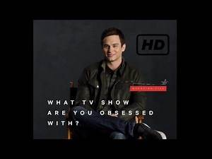 Interview with justin Foley - 13 reasons why - Breaking Character with Brandon Flynn