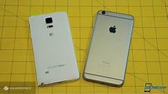 Galaxy Note 4 vs iPhone 6 Plus | Pocketnow
