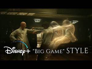 "Marvel Cinematic Universe (Disney ""Big Game"" Spot Style)"