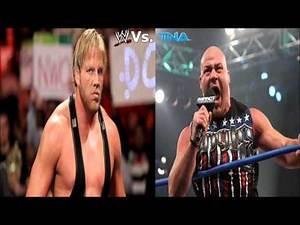 WWE VS TNA Dream Match Card