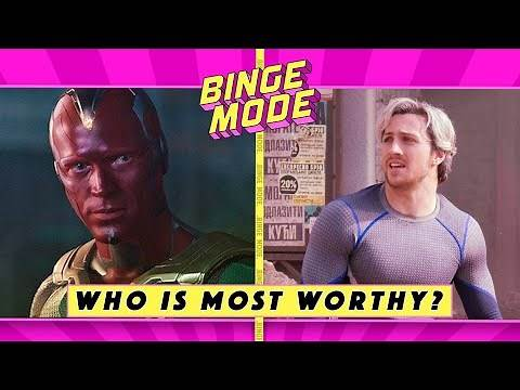 Vision vs. Quicksilver, Who Won 'Avengers: Age of Ultron'? | Binge Mode | The Ringer