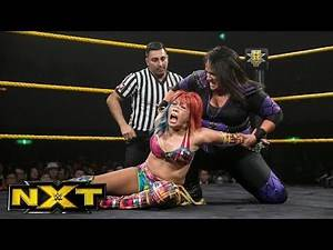 Asuka vs. Nia Jax - NXT Women's Championship Match: WWE NXT, Dec. 28, 2016