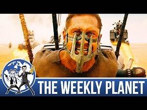 Best & Worst Apocalypse Movies - The Weekly Planet Podcast