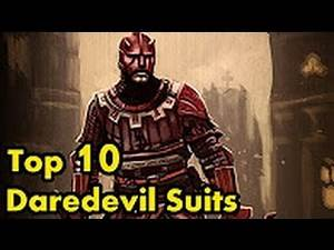 Top 10 Daredevil Suits - COMICS DUB