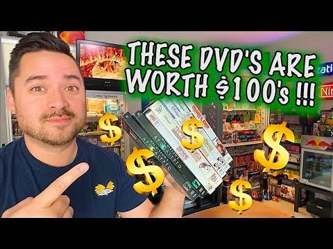 HOW TO MAKE TONS OF MONEY SELLING DVDS! || Flip Tip Friday (S1:E5)