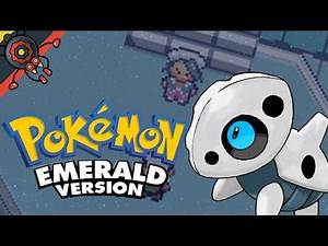 Can I Beat Pokemon Emerald With ONLY Aron? (No items, Too Much Water)