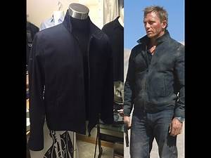 The Tom Ford Quantum of Solace Harrington Project