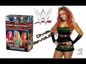 2016 Topps WWE Divas Revolution Wrestling Blaster Box 2