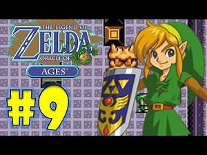Zelda: Oracle of Ages (Linked Game) Part 9  WORST BOSS