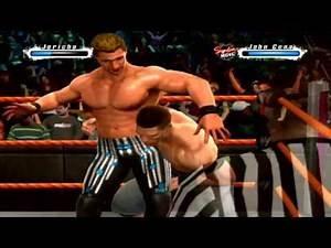 Smackdown vs RAW 2009   WrestleMania 24 Part 1