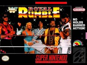 "WWF Royal Rumble (Super Nintendo) - ""Macho Man"" Randy Savage"