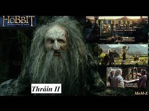 The Hobbit: The Desolation Of Smaug Extended edition - Thrain