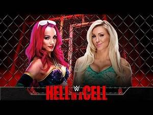 Hell in a Cell 2016 [Match Simulation]: Sasha Banks Vs Charlotte