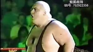 WWF Big Daddy V 大V老爹 vs 金刚邦迪King Kong Bundy