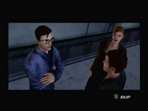 Spider-Man 2 - Mary J and Harry