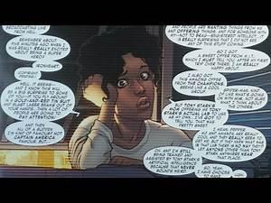 SJW Marvel is terrified of giving black characters depth