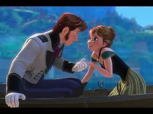 Princess to Villain: Frozen (Anna to Hans)