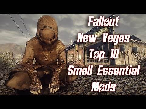 Fallout New Vegas - Top 10 Small Essential Mods