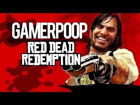 GamerPoop: Red Dead Redemption