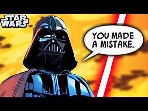 Darth Vader's WORST First Impression With an Imperial!!(CANON) - Star Wars Comics Explained
