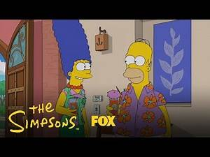 The Simpsons Arrive In Paradise   Season 31 Ep. 7   THE SIMPSONS