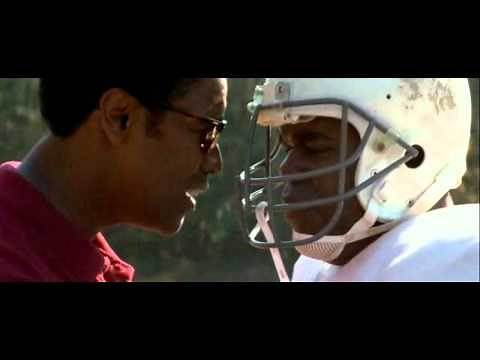 Water makes you weak - Remember the Titans