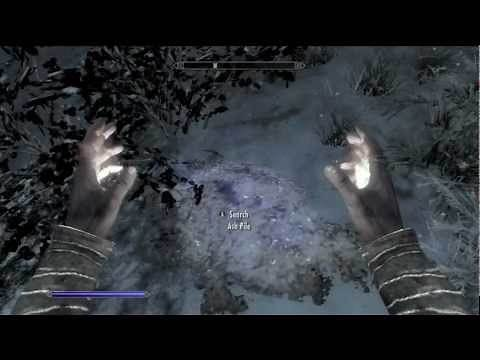 Skyrim - Dragon Shout Locations