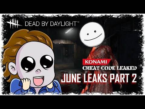 Dead by Daylight - Tome 4, Konami Easter Egg and Silent Hill Pyramid Head Without Pyramid Leaked!