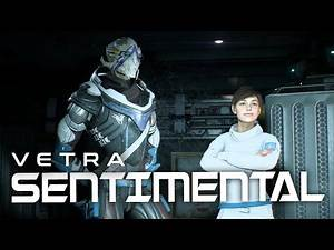 Mass Effect Andromeda: Vetra Female Romance #4 - Sentimental Lamp