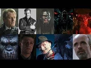 Defeats of My Favorite Movie Villains 4