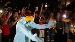 Ruining College as Perry the Platypus