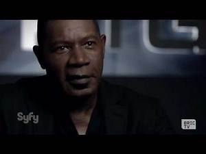 """Condolences to Fritz Weaver, and """"Incorporated' on SyFy Channel 