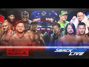 WWE Survivor Series 2018 Match Cards Prediction