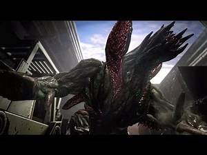 Resident Evil 0 - HARD MODE / KNIFE ONLY / BOSS (Queen Leech second form)