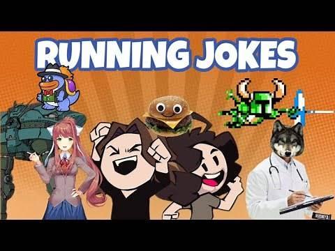 Running Jokes Compilation - Game Grumps