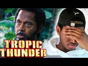 First Time Watching TROPIC THUNDER (2008) Movie Reaction