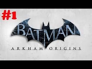 """Batman: Arkham Origins"" walkthrough (Hard) Episode 1: Blackgate Prison + Killer Croc Battle"