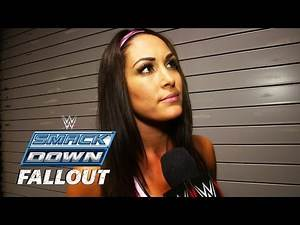 Brie Bella won't back down from her sister - SmackDown Fallout - Oct. 24, 2014